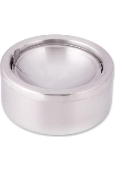 Epinox Basmalı Metal Küllük Veya Kül Tablası 12 cm