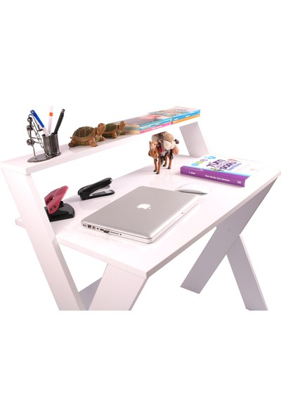 Enda Home Ofis ve Ders Çalışma Masası Bilgisayar Masası Sade