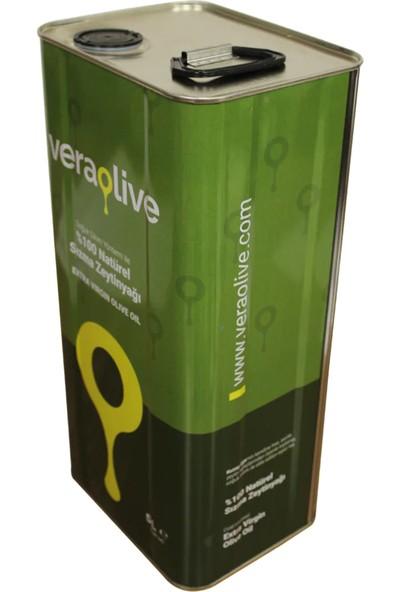 Veraolive %100 Natürel Sızma Zeytinyağı 5+5 lt