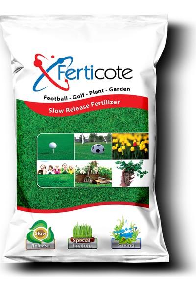 25-6-15+Me Ferticote Çim Besleme ve Şok Tedavi Gübresi
