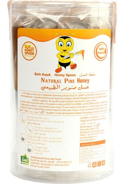 Pure Honey Spoon Ballı Kaşık (25 x 7 gr Paket)