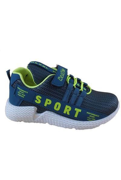 Runtime 215 Filet Cırtlı Çocuk Spor Ayakkabı