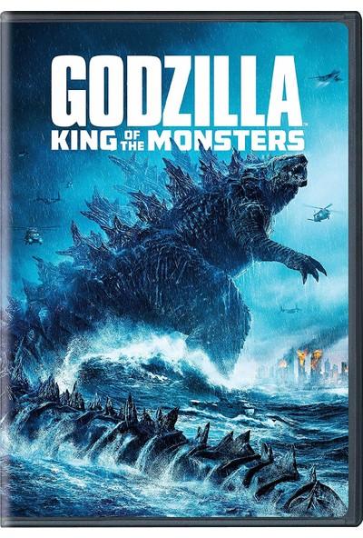 Godzilla: King Of The Monsters - Godzilla 2: Canavarlar Krali DVD