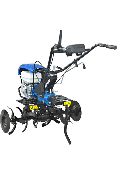 Ayka Motorlu Çapa Makinesi Honda Gp 200 6,5 Hp Benzinli Ipli Motor 2+1 Vites