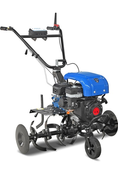 Ayka Motorlu Çapa Makinesi Pw 200 6,5 Hp Benzinli Ipli Motor 3+1 Vites