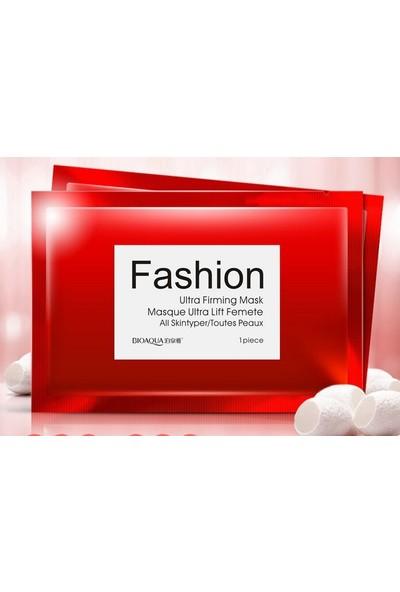Bioaqua Fashion Ultra Firming Maske-Kırmızı 30 gr