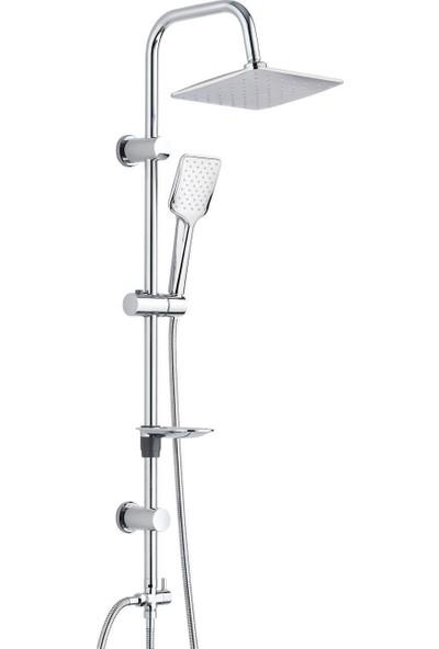 Durumix Manolya Robot Yağmurlama Tepe Duş Seti