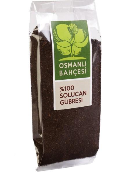 Osmanlı Bahçesi Acı Kıl Biber Tohumuu + Organik Solucan Gübresi Paketi