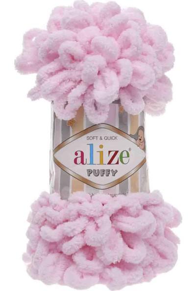 Alize Puffy 5'li Paket Örgü İpi