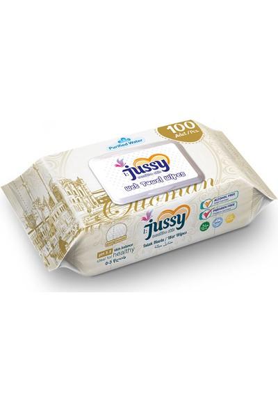 Jussy Osmanlı Serisi Islak Havlu (Yeni) 100*12 1200 Yaprak