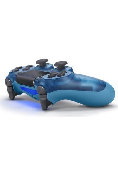 Sony PS4 Dualshock 4 V2 Gamepad Yenilenmiş Kol Crystal Blue