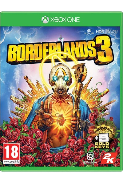 Borderlands 3 Xbox One Oyun