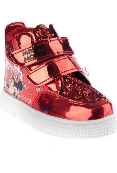 Mickey Mouse Kırmızı Fashion Bot 94089