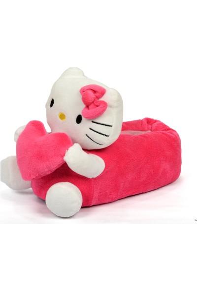 Hello Kitty Kız Çocuk Fuşya Panduf