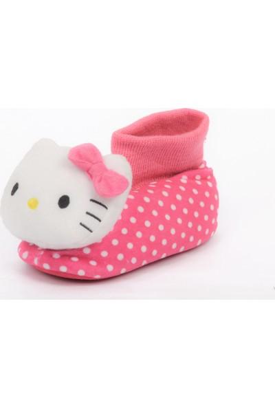 Hello Kitty Kız Çocuk Pembe Panduf