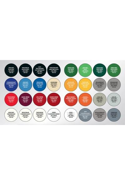 Selsil Akrilik Esaslı Yosun Yeşili Sprey Boya Rainbow Colors Moss Green 400 ml Professional