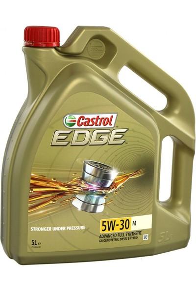 Castrol Edge 5W-30 M - 4 Litre ( Üretim Yılı: 2020)