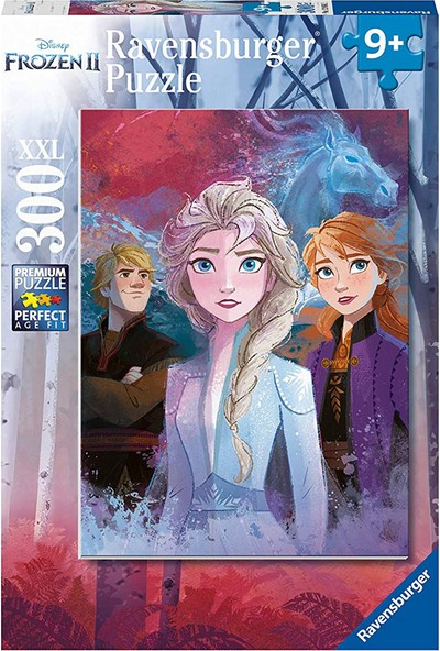 Ravensburger Disney Frozen-2 300 Parça Puzzle 128662