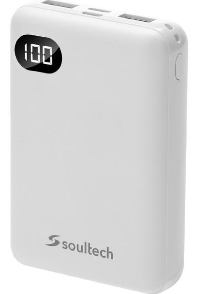 Soultech Comfort Lcd Plus 10.000 mAh Powerbank BT040B