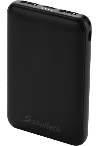 Soultech Comfort Plus 5.000 mAh Powerbank BT036S - Siyah
