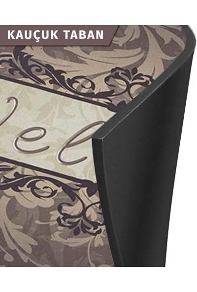 Myfloor Kalem Desenli Kauçuk Kapı Önü Paspası