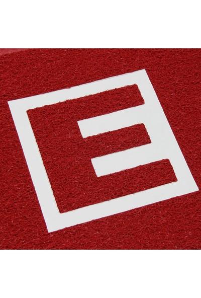 Myfloor Eczane Logolu Kıvırcık Kapı Önü Paspası