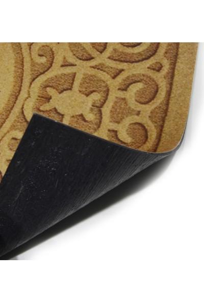 Myfloor Otantik Desenli Kauçuk Kapı Önü Paspası