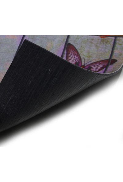 Myfloor Home Yazılı Kauçuk Kapı Önü Paspası