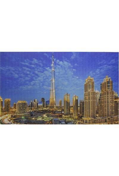 Myfloor Dubai Baskılı Kauçuk Kapı Önü Paspası