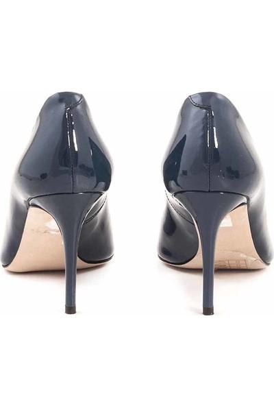 Rouge Sivri Burunlu Topuklu Kadın Stiletto 4924-02