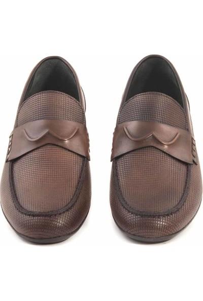Kemal Tanca Gold Deri Erkek Günlük Ayakkabı 212