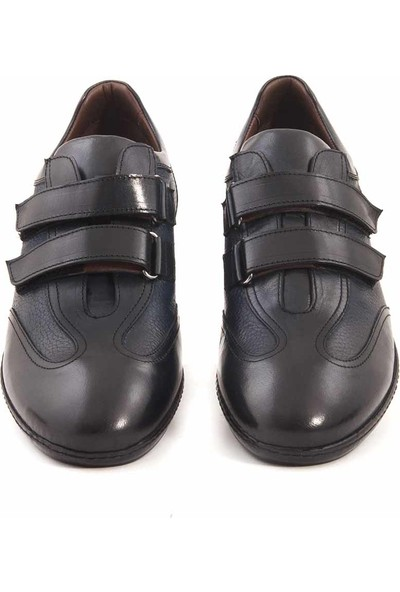 Mocassini Gold Deri Erkek Klasik Ayakkabı 48103