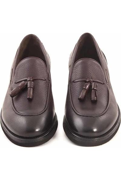 Mocassini Gold Deri Erkek Klasik Ayakkabı 60112