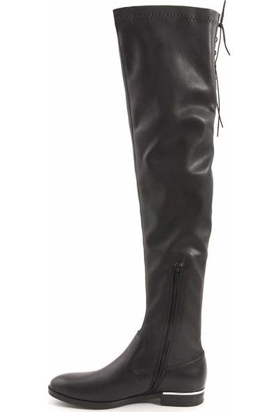 Rouge Deri Kadın Çizme 528-3590