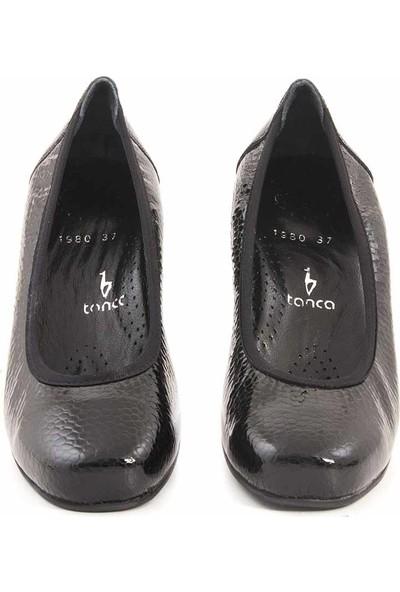 Tanca Deri Kadın Abiye Ayakkabı 1980