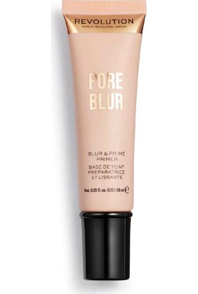Revolution Blur & Prime Pore Blur Makyaj Bazı