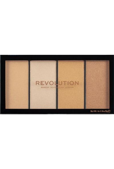 Revolution Reloaded Lustre Lights Heatwave Aydınlatıcı