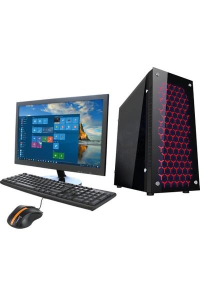 TURBOX ATM910056 Intel G840 4GB Ram 500GB Hdd 18.5'' Monitörlü Masaüstü Bilgisayar