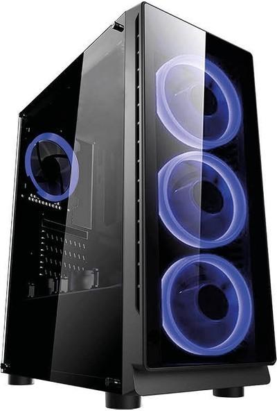TURBOX ATM920047 Ryzen3 1200 8GB Ram 1TB Hdd 3GB GTX1060 Ekran Kartı Masaüstü Bilgisayar