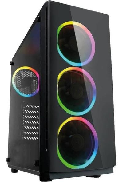 TURBOX ATM9916166 Ryzen5 1600 İşlemci 8GB Ram 1TB Hdd GTX1060 3GB Ekran Kartı Masaüstü Oyun Bilgisayarı