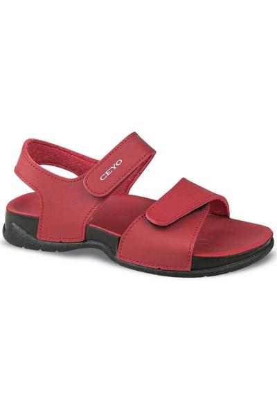 Ceyo 02253 Kız Çocuk Sandalet