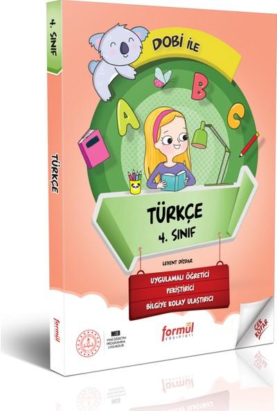 Formül Yayınları Dobi 4. Sınıf Türkçe Konu Anlatımlı