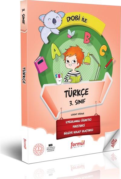 Formül Yayınları Dobi 3. Sınıf Türkçe Konu Anlatımlı