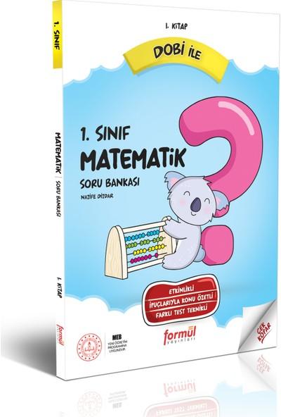 Formül Yayınları Dobi 1. Sınıf Matematik Soru Bankası 1.kitap