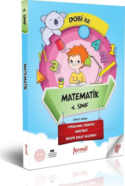 Formül Yayınları Dobi 4. Sınıf Matematik Konu Anlatımlı