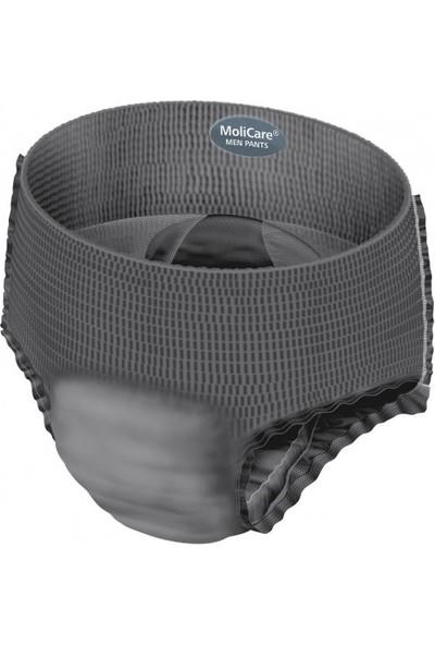 Molicare Premium For Men Pants Medium 8'lik Paket - Erkeklere Özel Külot Şeklinde Hasta Bezi - 7 Damla