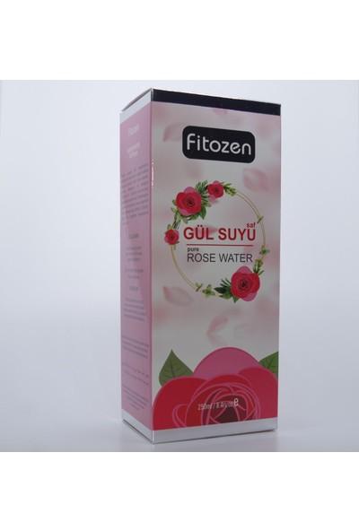 Fitozen Saf Gül Suyu 250 ml Içilebilir