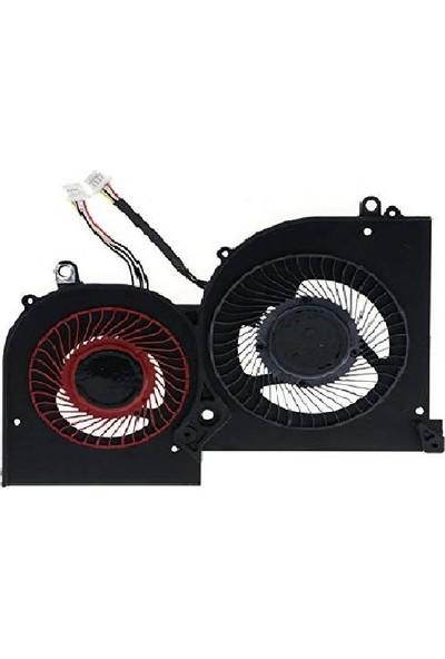 MSI GS65/GS65VR P65/MS-16Q1/MS-16Q2/MS-16Q3 Series 16Q2-GPU Soğtucu Fan