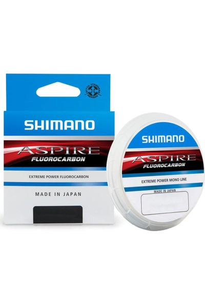 Shimano Aspire Fluoro Carbon Olta Misinası 50Mt