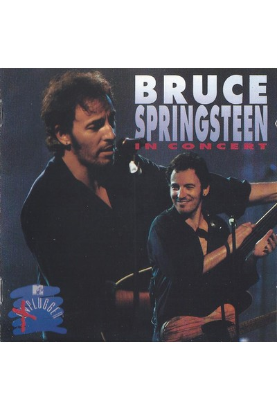 Bruce Springsteen ‎– In Concert / Mtv Unplugged CD
